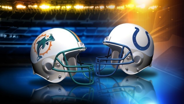 Dolphins vs Colts