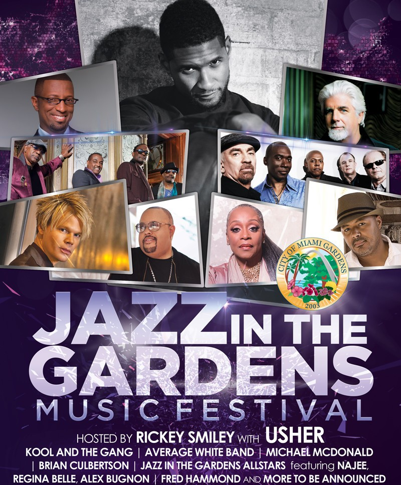 Jazz In The Gardens ~ 2016