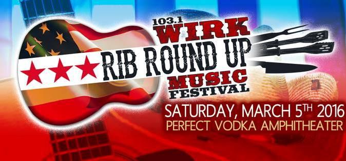 WIRK's Rib Round Up 2016