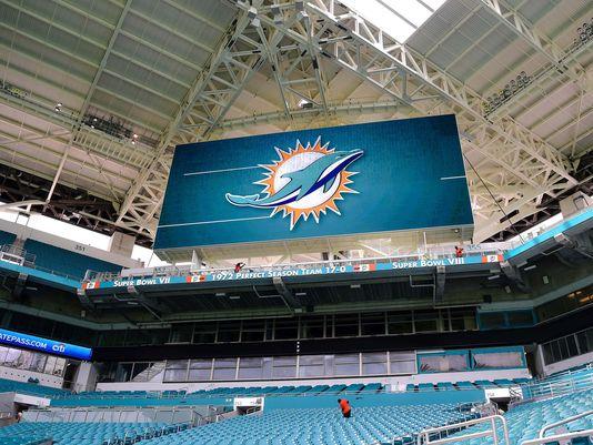Hard Rock Stadium - Dolphins