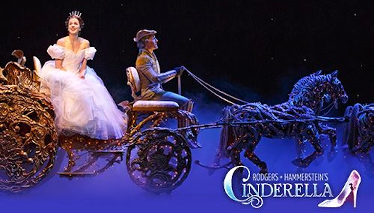 Rodgers Hammerstein S Cinderella Touring February