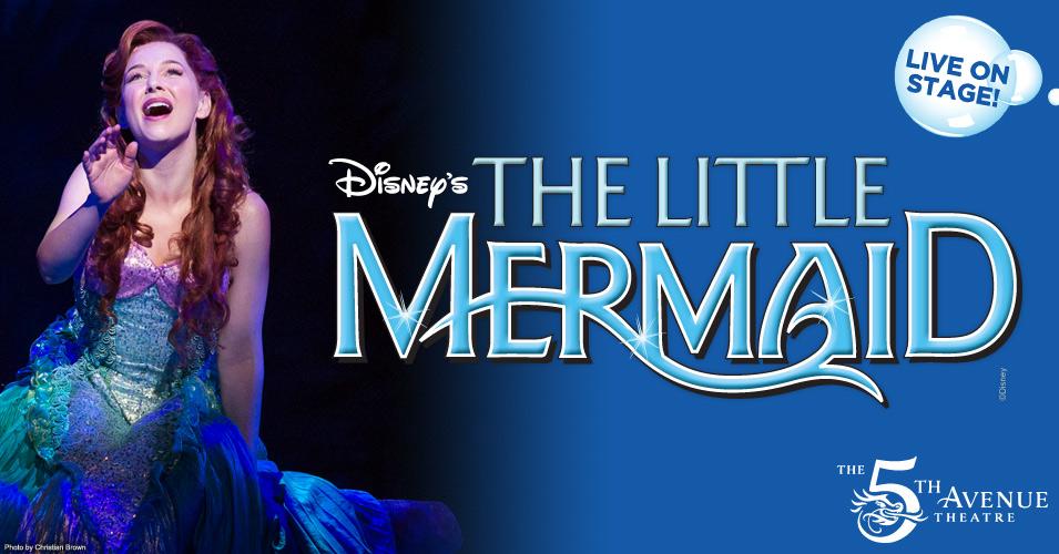 Disney Little Mermaid Live on Stage