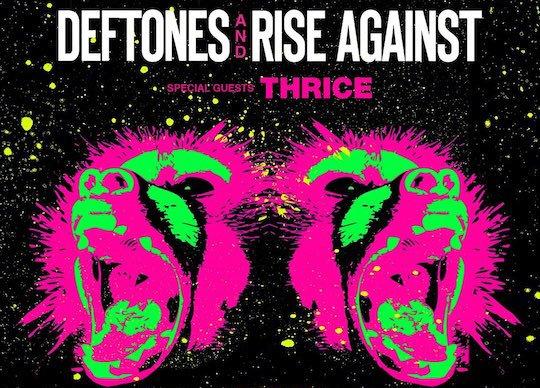 deftones & rise against
