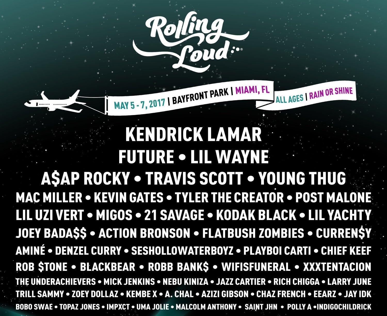 rolling loud 2017