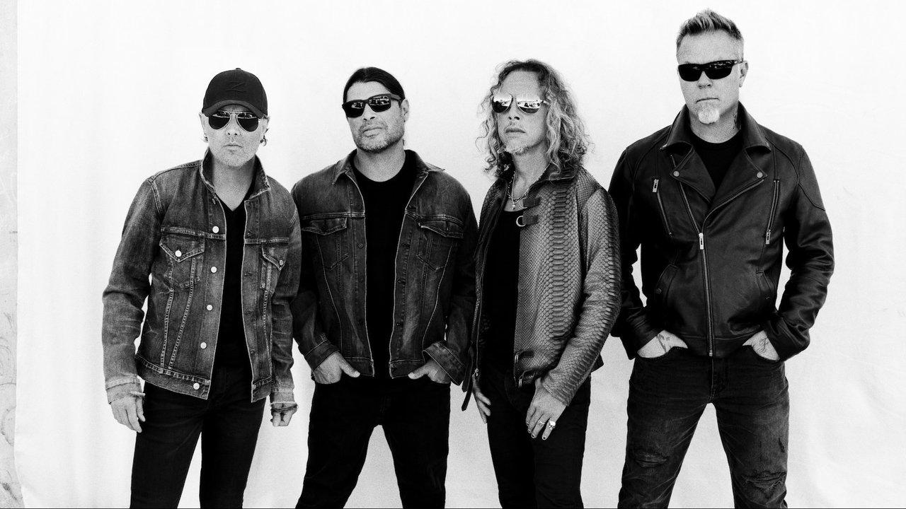 Metallica 2017