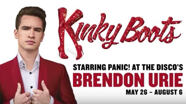 Kinky Boots with Brendon Urie