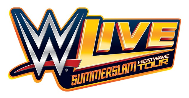 wwe live summerslam heatwave
