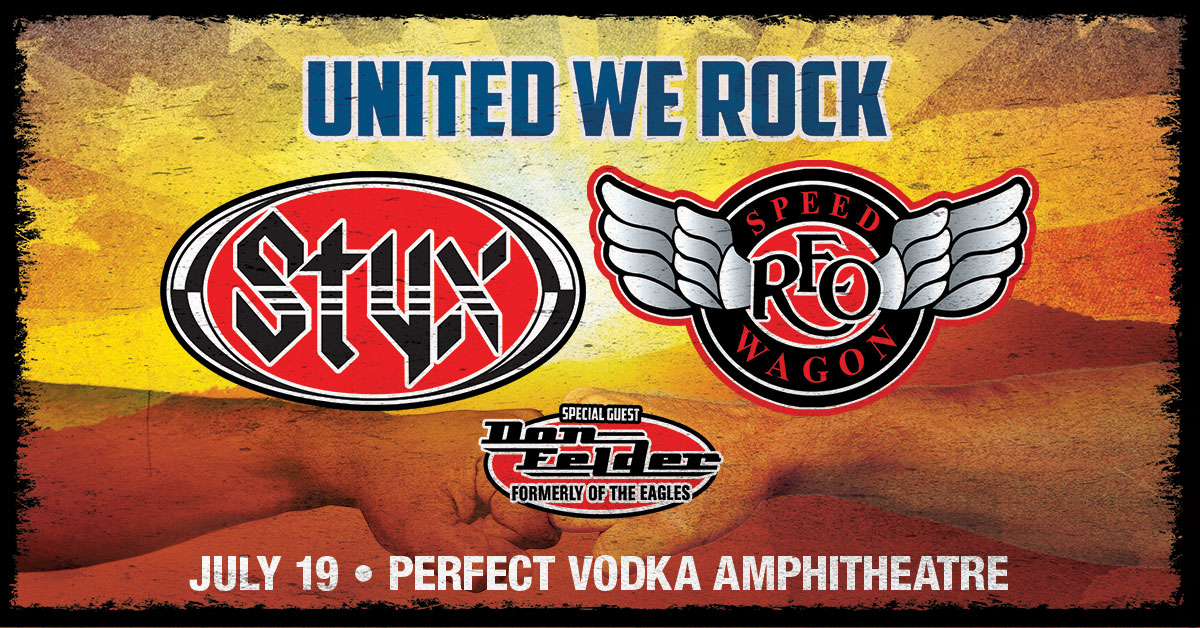 United we rock tour 2017