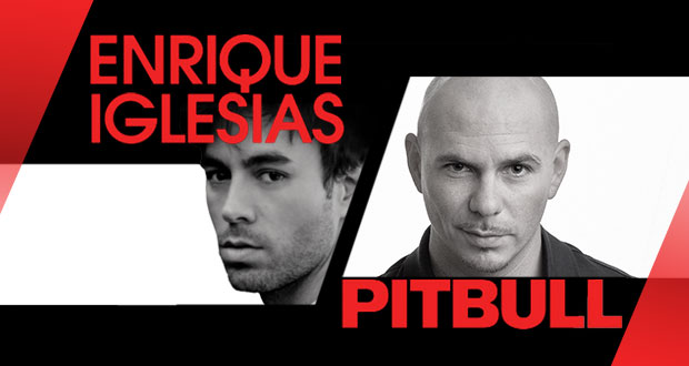 pitbull with enrique