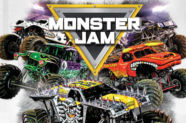 Monster Jam -3